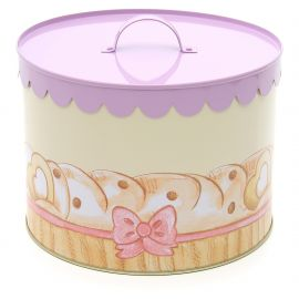 Tin box big Cupcake
