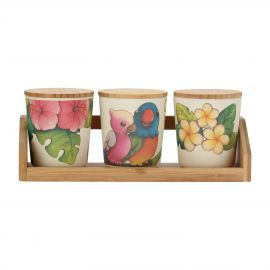Set spices holder Ecoline