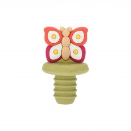 Silicone stopper Butterfly