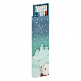 "Set 6 pencils ""Dolce Inverno"""