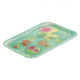 "Bamboo tray ""Acqua dolce"" 48x32 cm"