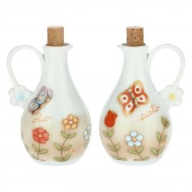 Country oil and vinegar set