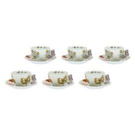 Set 6 tazzine caffè Country