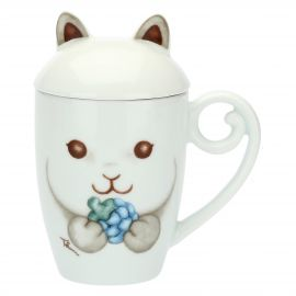 "Mug with stopper ""Preludio d'inverno"""
