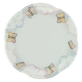 """Big plate """"Pioggia nuvole"""""""