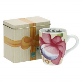 Mug with tin box Cerimonia