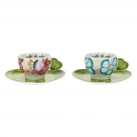 Set 2 medium cups Cerimonia