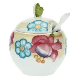 Sugar bowl with spoon Cerimonia