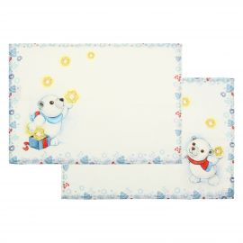 Set of 2 Dolce Inverno tablemats