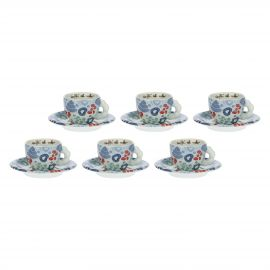 Set of 6 Dolce Inverno coffee cups
