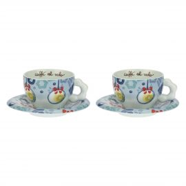 Set of 2 Dolce Inverno cups