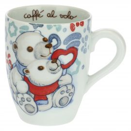 Dolce Inverno mug with polar bears