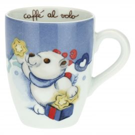 Dolce Inverno mug with Paul the Polar Bear
