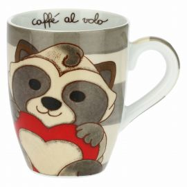 Funny Days Pepito the Raccoon mug