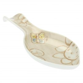 Elegance porcelain spoon rest