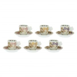 Set of 6 Cerimonia coffee cups