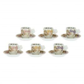 Set 6 tazzine caffè Cerimonia
