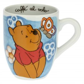 THUN Disney® Winnie The Pooh mug with butterfly