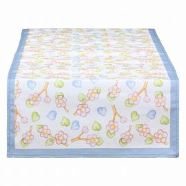 Fiori Di Pesco table runner