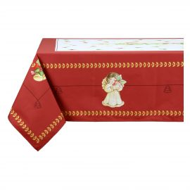 Dolce Natale 12-place tablecloth