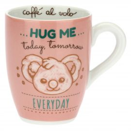 Mug with Koala - Hug me today, tomorrow, every day