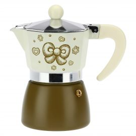 Gold Icons coffee pot