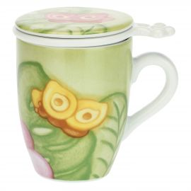 We Are Jungle herbal tea mug