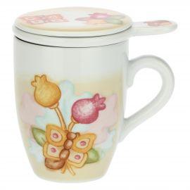 Grace herbal tea mug