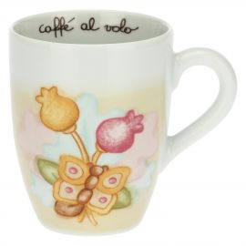 Grace mug with butterfly