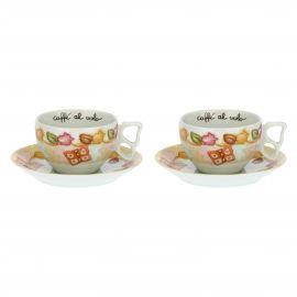 Set of 2 medium Grace cups