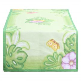 We Are Jungle table runner