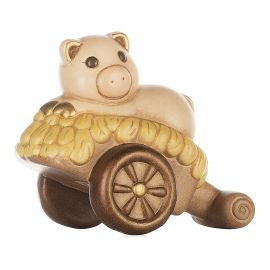 Pig on cart Jubilee Crib