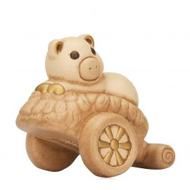 Pig on cart Jubilee Crib