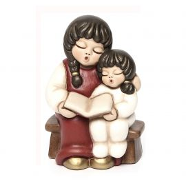 Red children with book Jubilee Crib