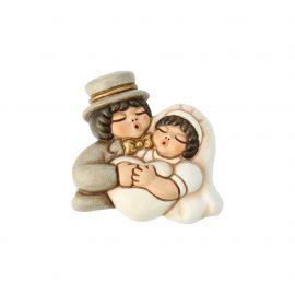 Newlyweds magnet