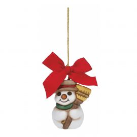 Small Christmas decoration snow man