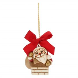 Mini Christmas decoration Santa Claus