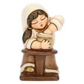 Classic crib white potter