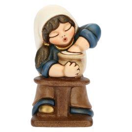 Classic crib blue potter