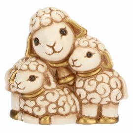 Group of sheep for Traditional Nativity Scene