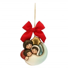 Maxi Christmas decoration Holy Family