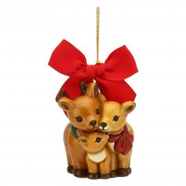 Maxi Christmas decoration fawns
