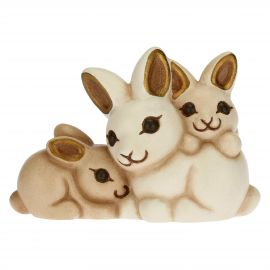 Group of rabbits for Traditional Nativity Scene