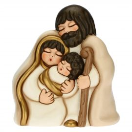 Holy Family with Jesus, Joseph and Mary