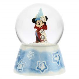 THUN Disney® Fantasia Mickey Mouse glass snow globe