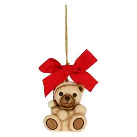 Teddy Christmas tree decoration
