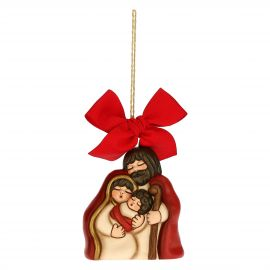 Holy Family Christmas tree decoration