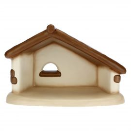 Presepe Classico stable with hook for decorations