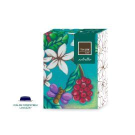 Confezione 16 capsule caffé ristretto compatibile con A Modo Mio®