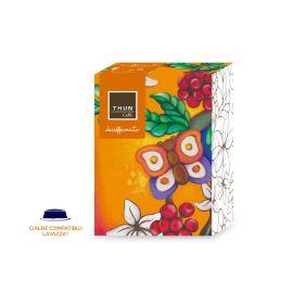 Confezione 16 capsule caffé decaffeinato compatibile con A Modo Mio®